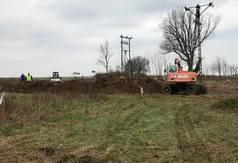 Przebudowa skrzyżowania drogi na Łebcz z Drogą Chłapowską i ul. Żwirową we Władysławowie