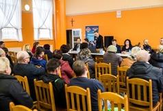 Zebranie Burmistrza z mieszkańcami sołectwa Chłapowo
