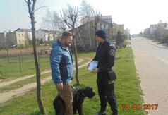 Akcja Straży Miejskiej Twój Pies