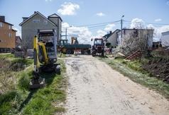Budowa ciągu pieszo-rowerowego łączącego ul. Szkutników z Hallera