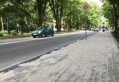 Zakończona budowa kanalizacji i chodnika przy Alei Żeromskiego we Władysławowie
