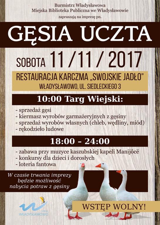 Gęsia Uczta 2017 Władysławowo (link otworzy duże zdjęcie)