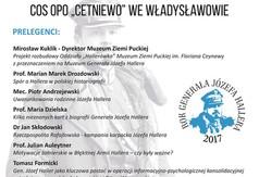 """Konferencja naukowa """"Obraz Józefa Hallera w polskiej historiografii"""" - Władysławowo 2017"""