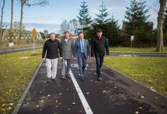 Nowe rondo we Władysławowie oficjalnie oddane do użytku