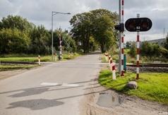 Rozpoczęła się budowa chodnika i oświetlenia przy Drodze Chłapowskiej we Władysławowie - 25 paźdz