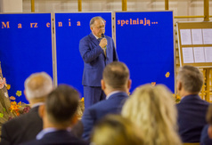 Szkoła Podstawowa w Chłapowie już po rozbudowie