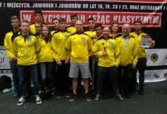 Mistrzostwa Polski w wyciskaniu sztangi leżąc w Chorzowie