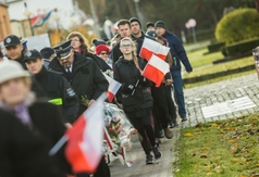 Obchody Narodowego Święta Niepodległości we Władysławowie