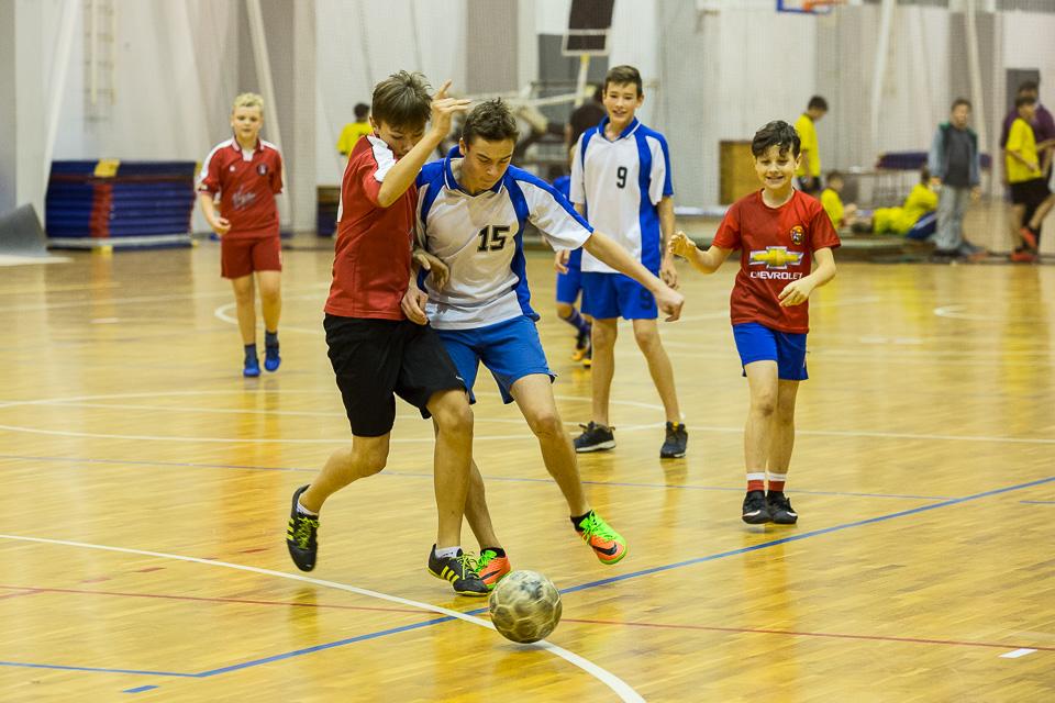 Miejskie Igrzyska Młodzieży Szkolnej w Piłkę Nożną we Władysławowie (link otworzy duże zdjęcie)