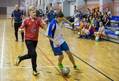 Miejskie Igrzyska Młodzieży Szkolnej w Piłkę Nożną we Władysławowie