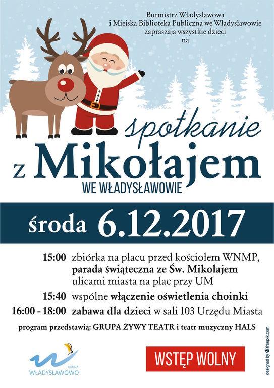 Spotkanie z Mikołajem (link otworzy duże zdjęcie)