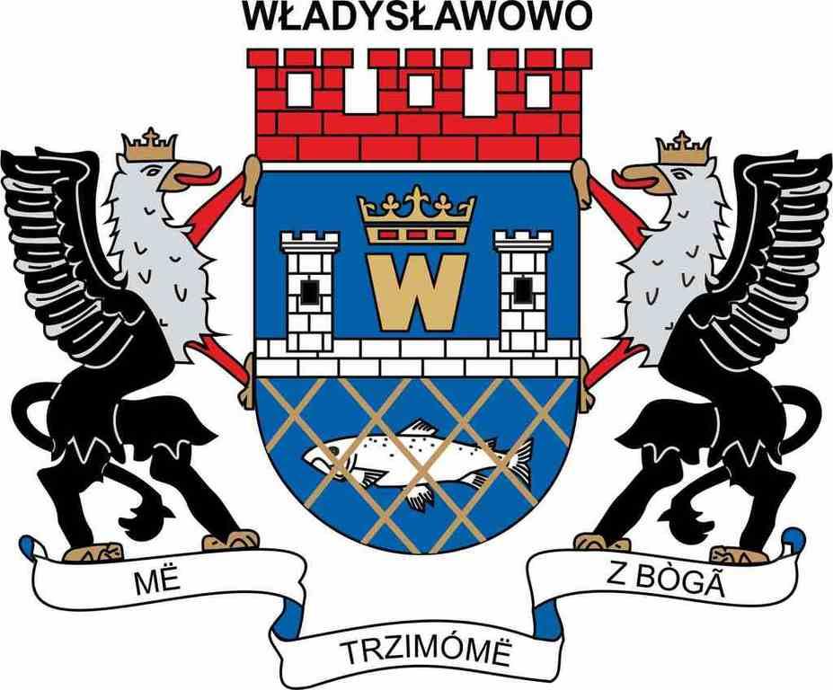 Władysławowo, herb miasta (link otworzy duże zdjęcie)