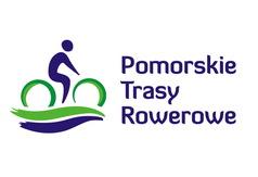 Pomorskie Trasy Rowerowe - logo