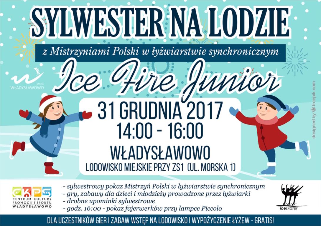 Sylwester na lodzie - Władysławowo 2017 (link otworzy duże zdjęcie)