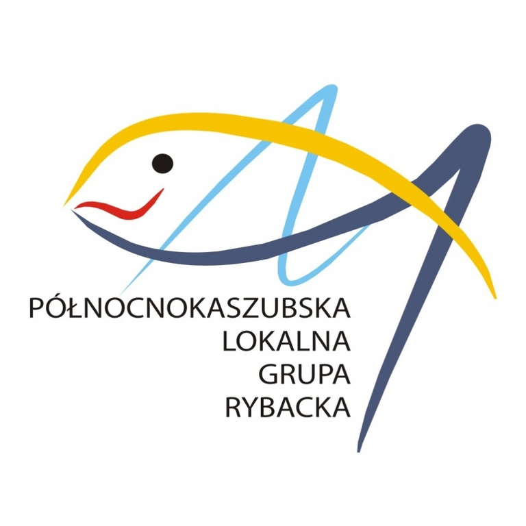 Północnokaszubska Lokalna Grupa Rybacka - logo (link otworzy duże zdjęcie)