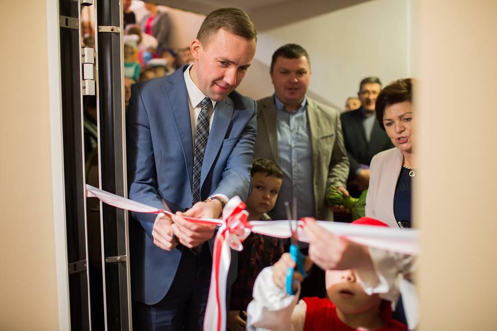 Oddziały przedszkolne w Jastrzębiej Górze oficjalnie otwarte (link otworzy duże zdjęcie)