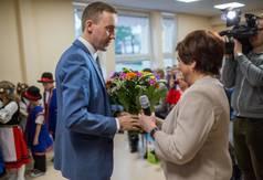 Oddziały przedszkolne w Jastrzębiej Górze oficjalnie otwarte