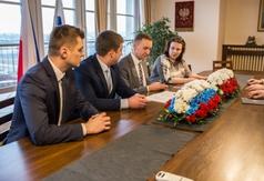 List intencyjny o współpracy Władysławowo-Gusiew (Rosja) podpisany
