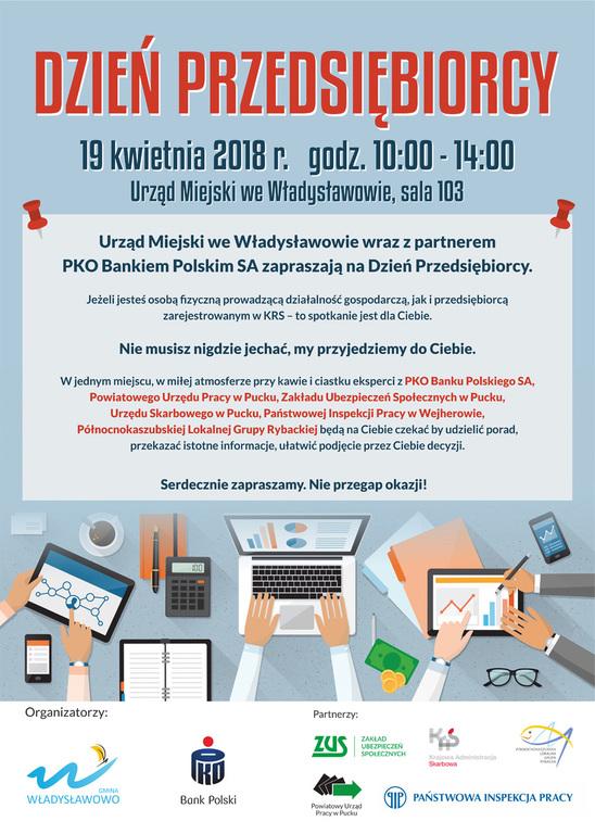 Dzień Przedsiębiorcy we Władysławowie (link otworzy duże zdjęcie)