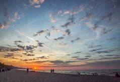 Turyści na Pomorzu najczęściej wybierają Władysławowo