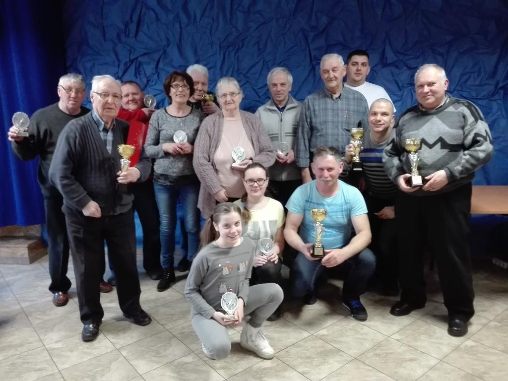 W Chałupach zakończył się turniej karciany NA GŁOWY (link otworzy duże zdjęcie)
