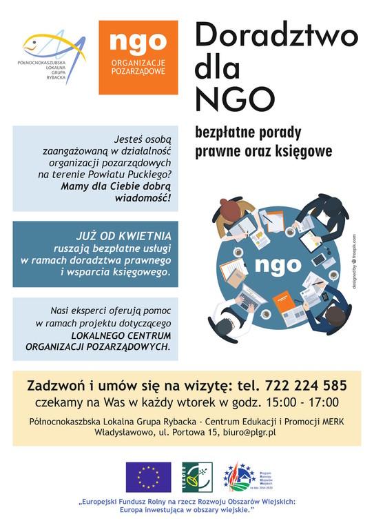 Doradztwo dla NGO - bezpłatne porady prawne oraz księgowe (link otworzy duże zdjęcie)