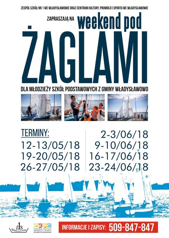 Weekend Pod Żaglami, Władysławowo 2018 (link otworzy duże zdjęcie)