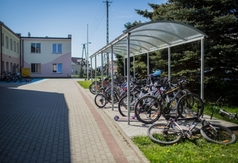 Rowerowy Maj wystartował w SP w Chłapowie