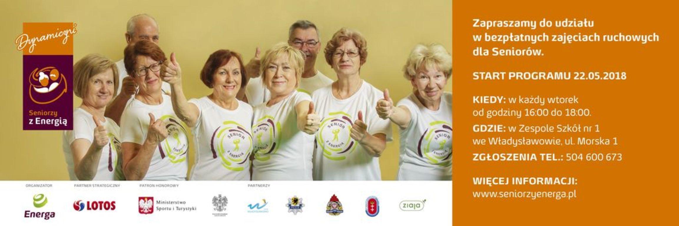Dynamiczni Seniorzy z Energią (link otworzy duże zdjęcie)