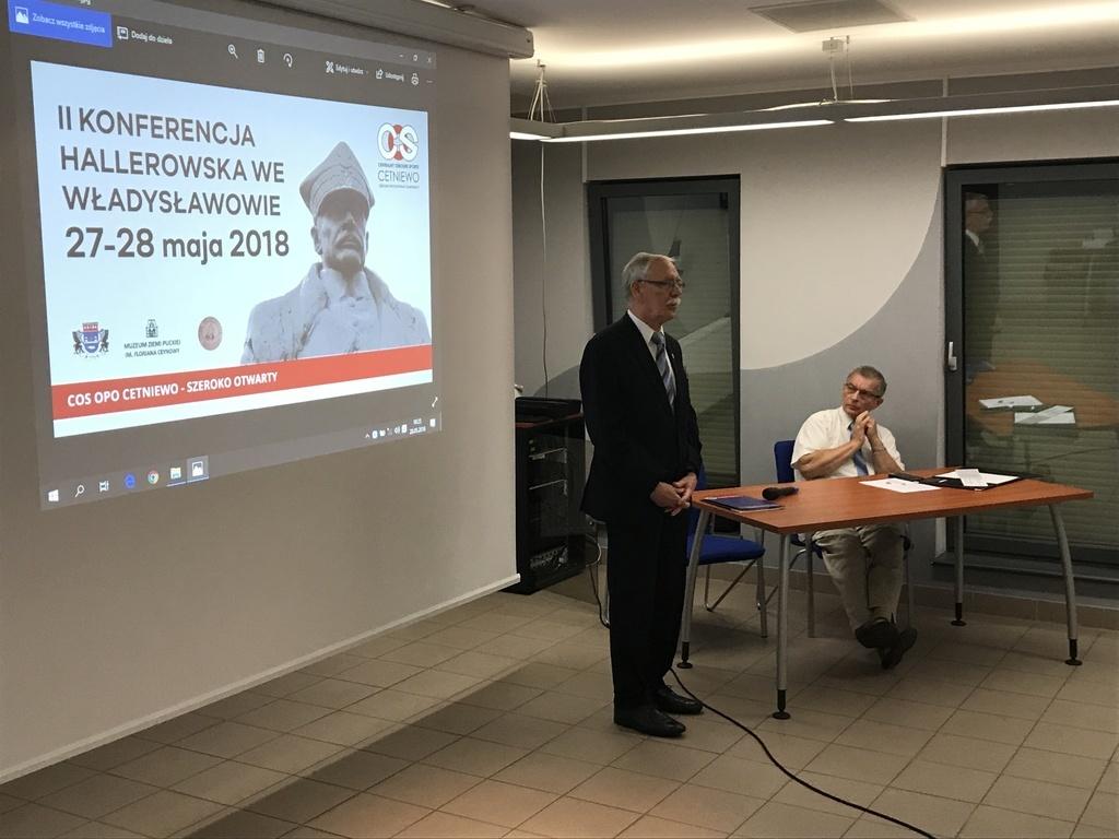 II Konferencja Hallerowska we Władysławowie - 2 dzień (link otworzy duże zdjęcie)