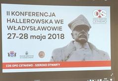 II Konferencja Hallerowska we Władysławowie - 2 dzień