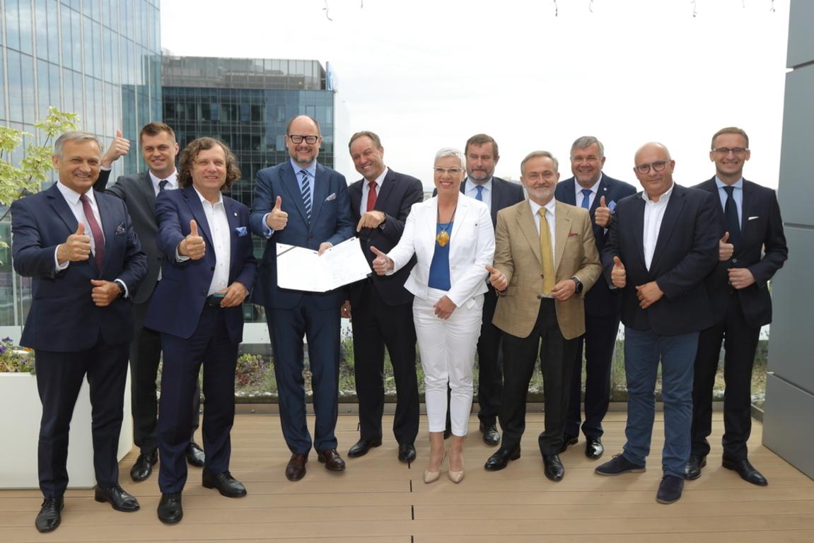 Umowa na MEVO podpisana (link otworzy duże zdjęcie)