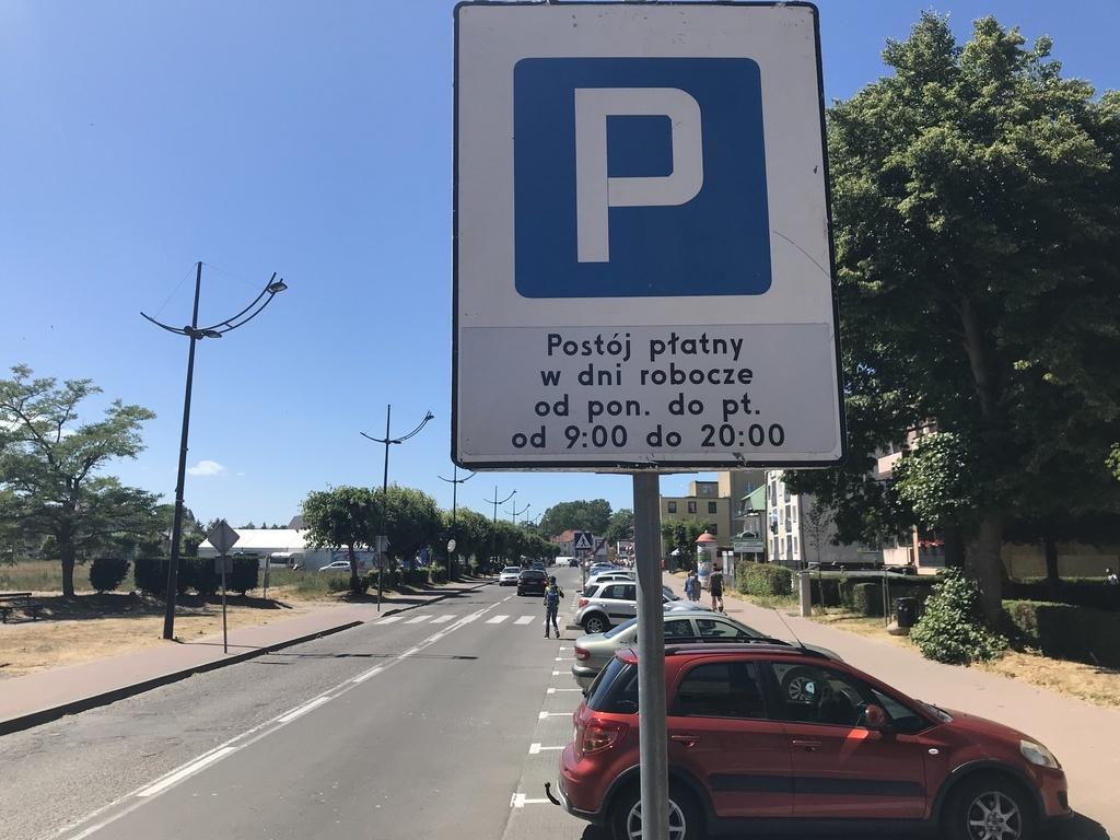 Strefa Płatnego Parkowania już obowiązuje (link otworzy duże zdjęcie)