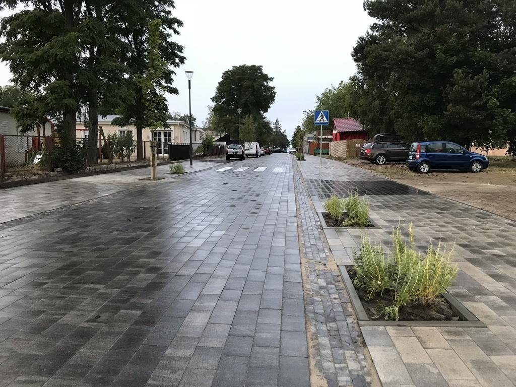 Nowa promenada w Gminie Władysławowo – ulica Obrońców Westerplatte w Jastrzębiej Górze (link otwo