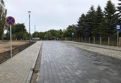 Nowa promenada w Gminie Władysławowo – ulica Obrońców Westerplatte w Jastrzębiej Górze