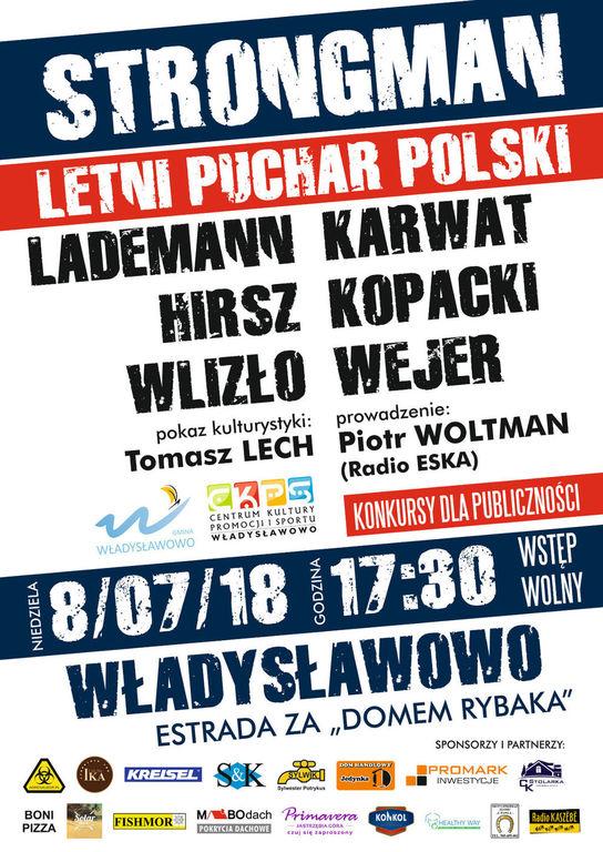 Letni Puchar Strongman - Władysławowo 2018 (link otworzy duże zdjęcie)