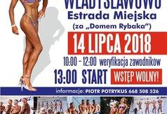 III Puchar Bałtyku w Kulturystyce i Fitness - Władysławowo