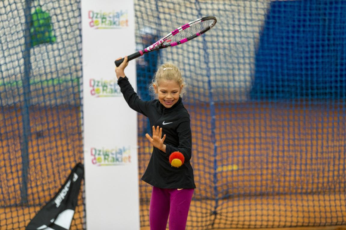Akcja Dzieciaki do Rakiet (link otworzy duże zdjęcie)