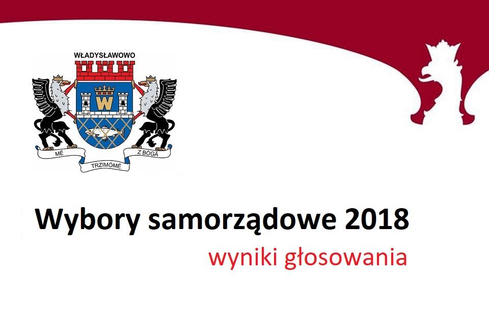 Wybory samorządowe 2018 - Gmina Władysławowo - zobacz wyniki (link otworzy duże zdjęcie)