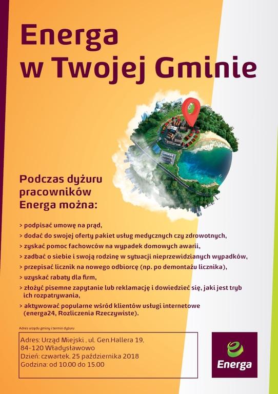 ENERGA w Twojej Gminie - spotkanie z pracownikami (25/10) (link otworzy duże zdjęcie)