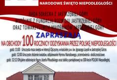 Narodowe Święto Niepodległości 2018 - Jastrzębia Góra
