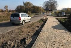 Bezpieczniej przy Drodze Chłapowskiej (fot. Konrad Kędzior)