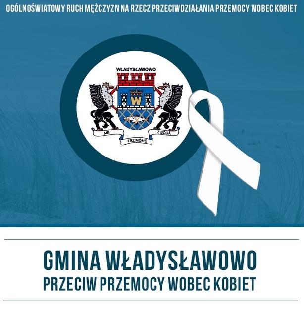 Kampania Biała Wstążka we Władysławowie (25/11-10/12) (link otworzy duże zdjęcie)