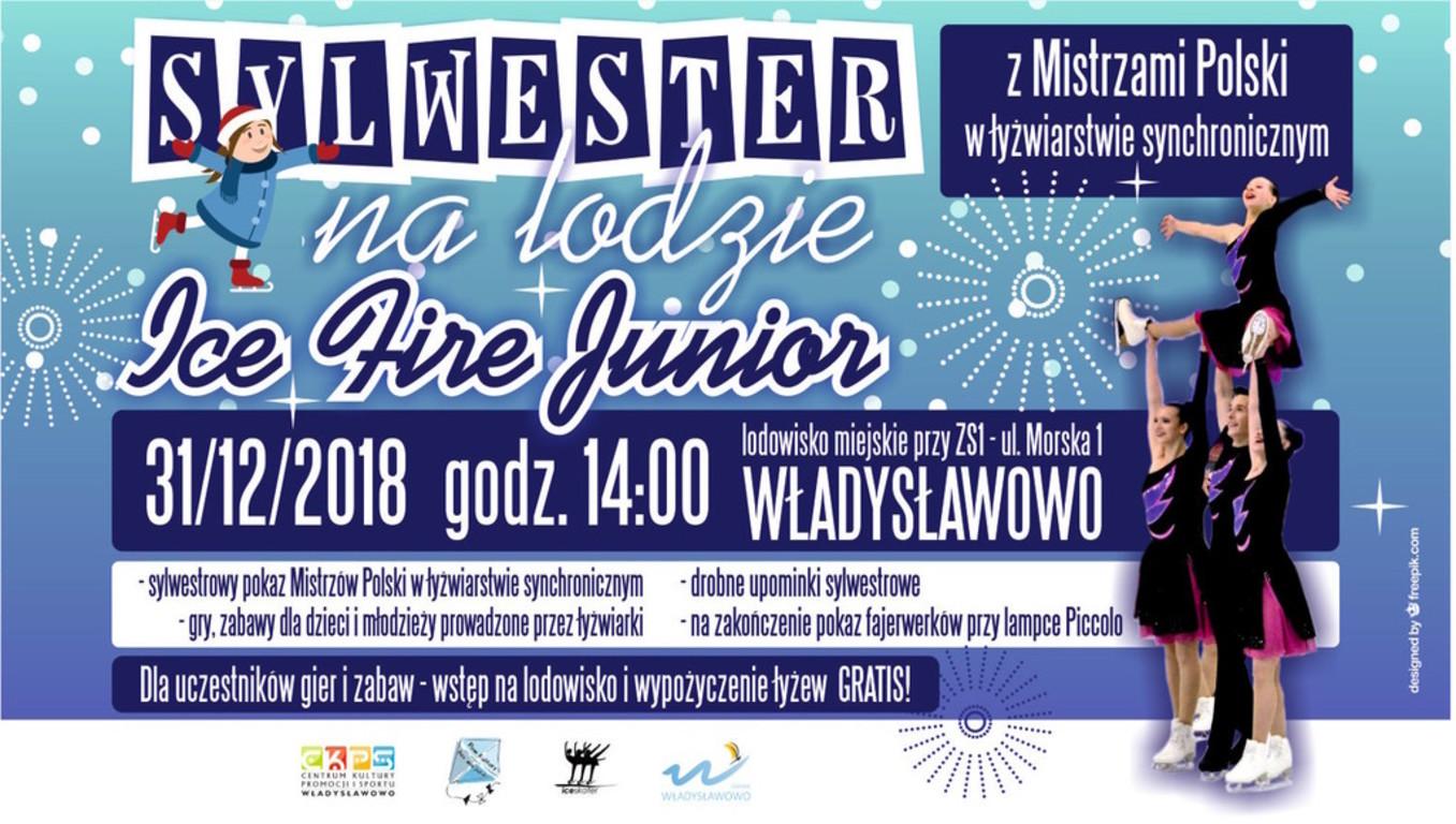 Sylwester na lodzie - Władysławowo 2018 (link otworzy duże zdjęcie)