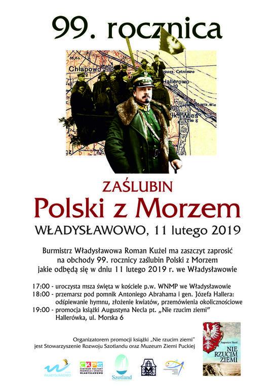 Obchody 99. rocznicy Zaślubin Polski z Morzem (link otworzy duże zdjęcie)