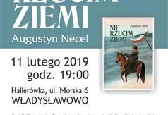 Promocja książki Augustyna Necla Nie Rzucim Ziemi