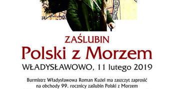 Obchody 99. rocznicy Zaślubin Polski z Morzem