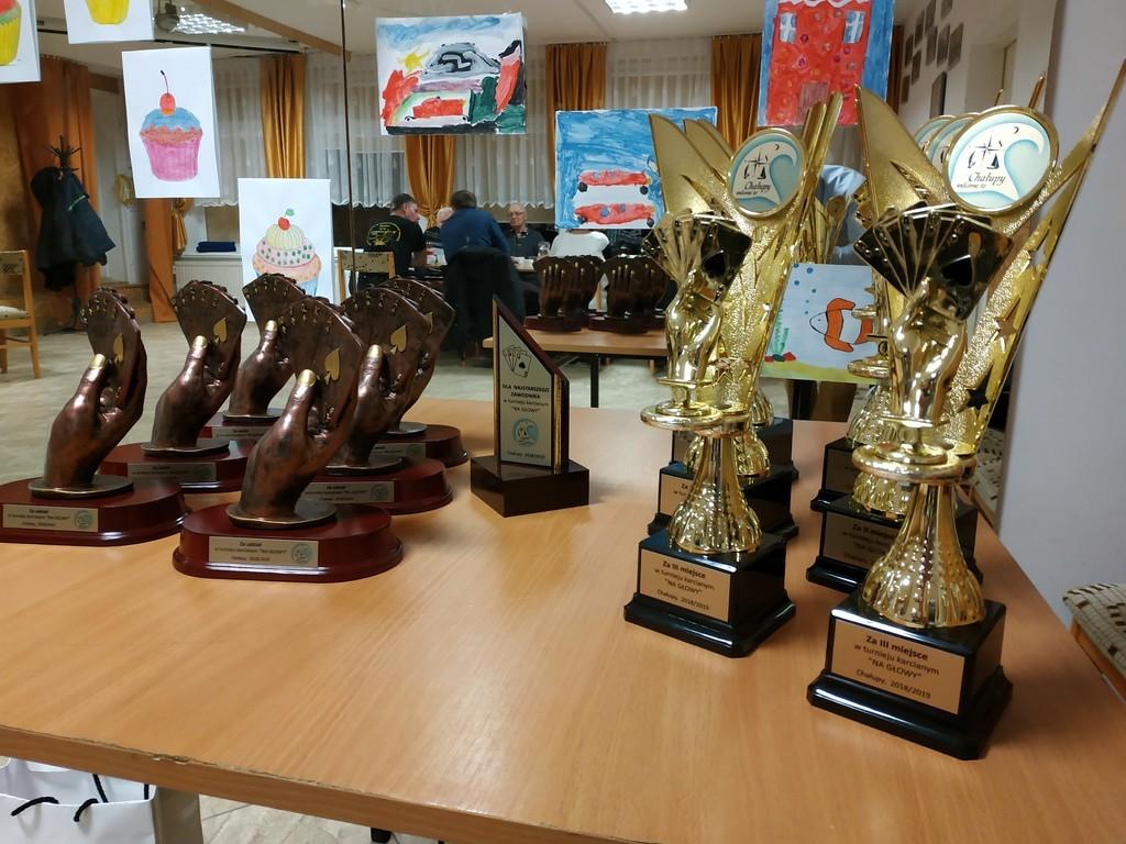 Finał turnieju gry Na Głowy (link otworzy duże zdjęcie)