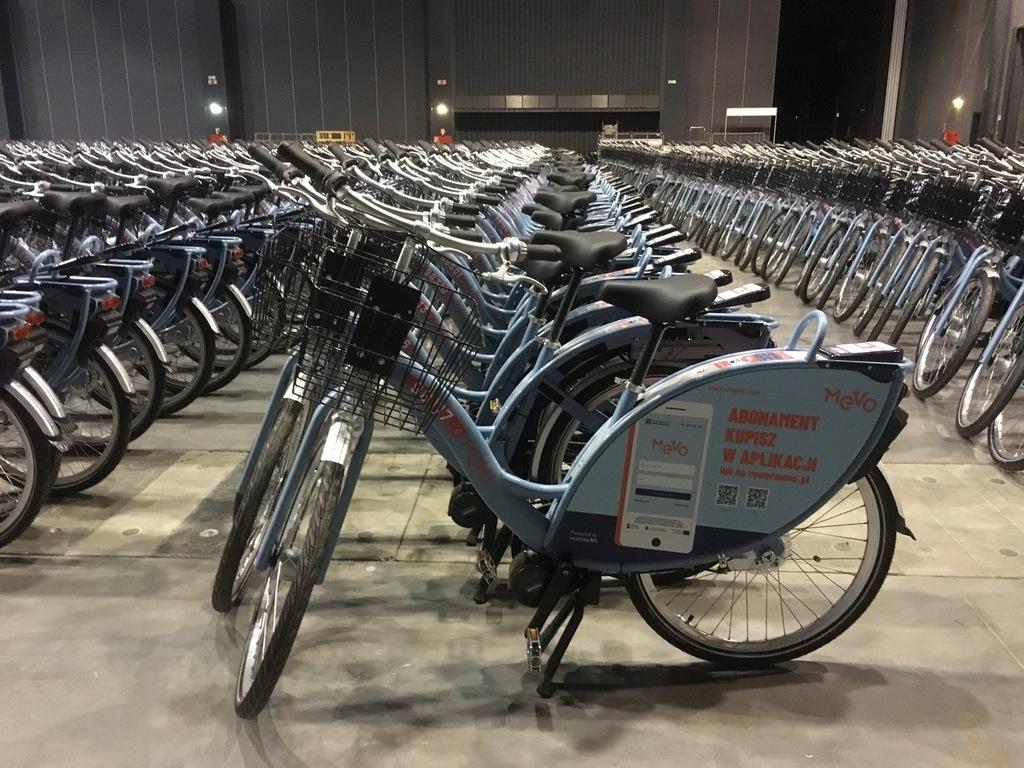 Rower Mevo startuje 26 marca! (link otworzy duże zdjęcie)