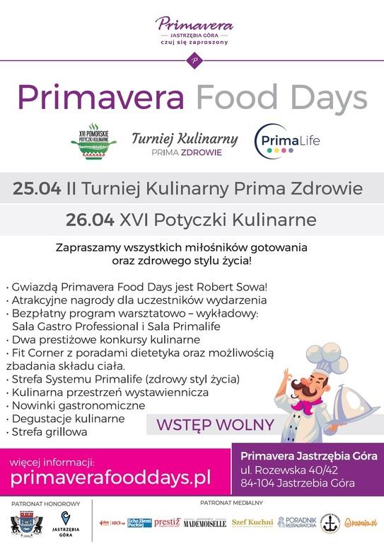 Primavera Food Days (link otworzy duże zdjęcie)